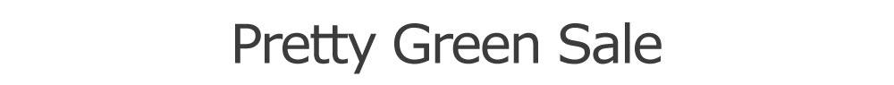 Pretty Green Sale