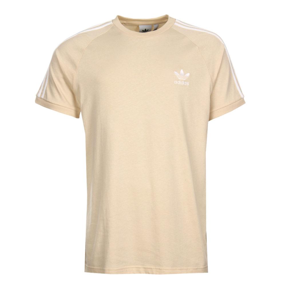quality design 55174 33fe8 adidas 3 Stripes T-Shirt   CZ4547 Linen and Cream   Aphrodite