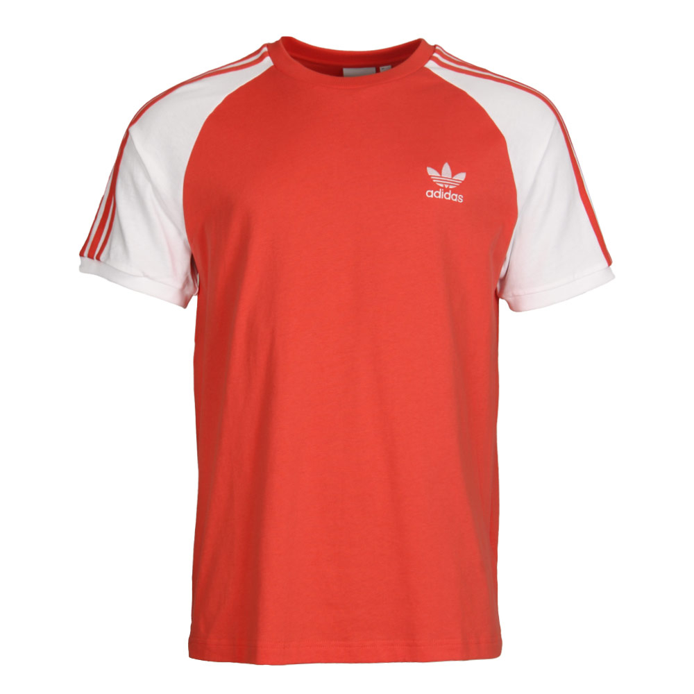 huge discount 613f4 3abcc T-Shirt - Trace Scarlet