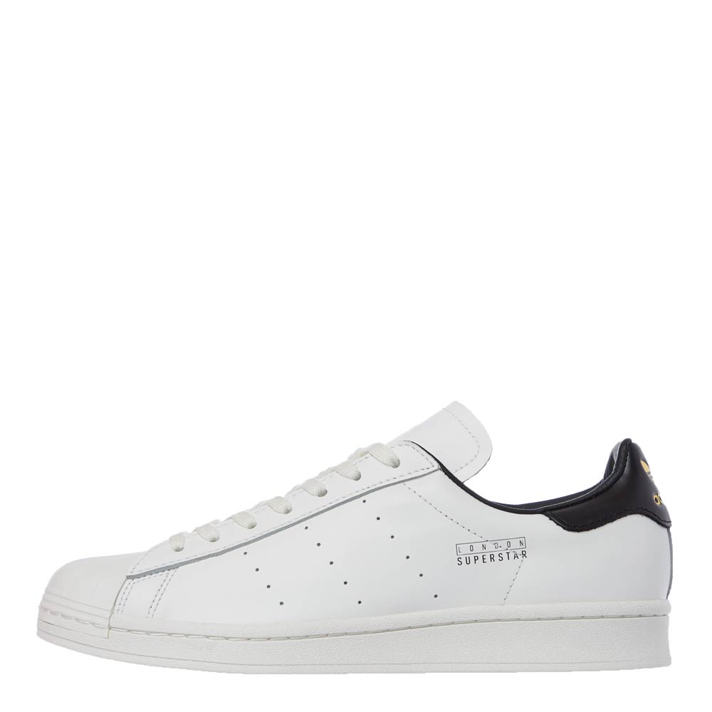 Superstar Pure London Trainers - White