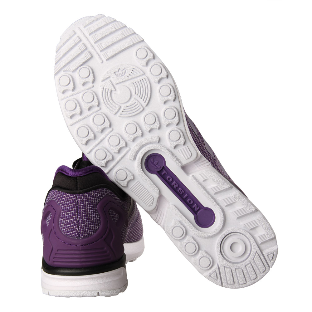 promo code 7d788 f5ed8 ZX Flux NPS Trainers - Purple