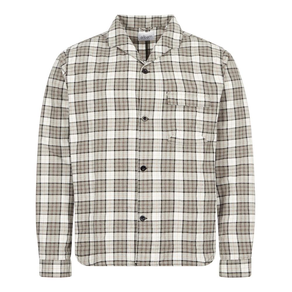 Albam Miles Shirt In Grey