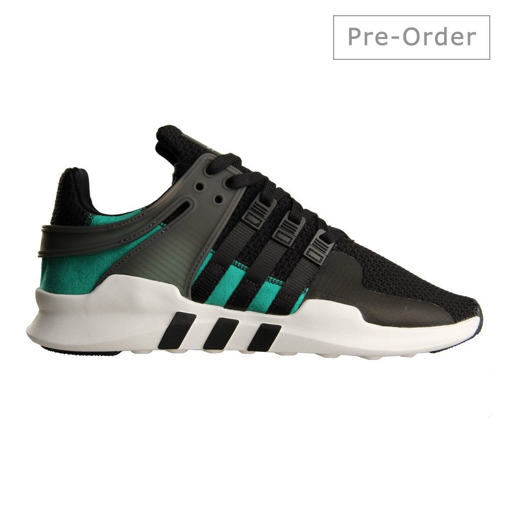 best loved 5845c 1a160 adidas Equipment Support ADV 91-16 Trainers | BA8323 | Black ...