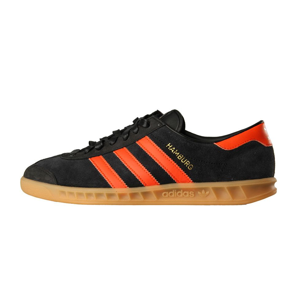 adidas hamburg orange