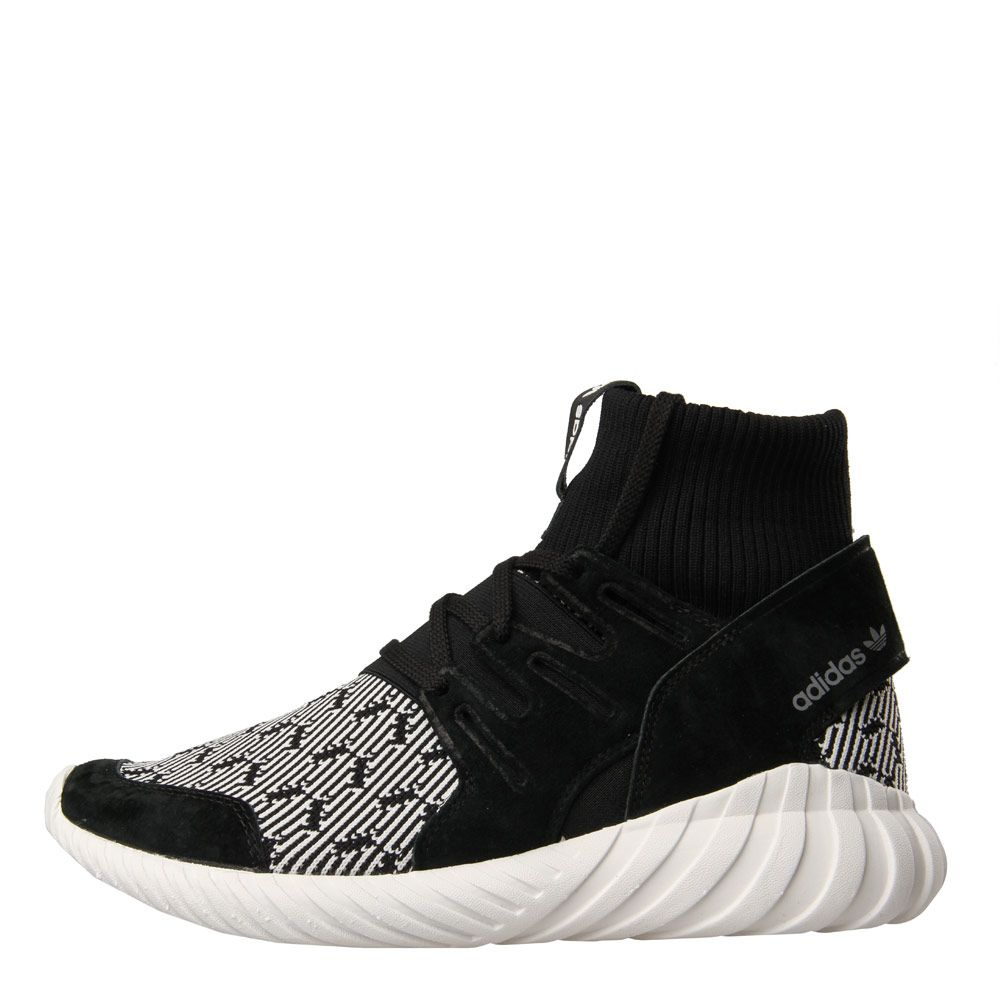 promo code fc876 d49ae Tubular Doom Trainers - Core Black / White