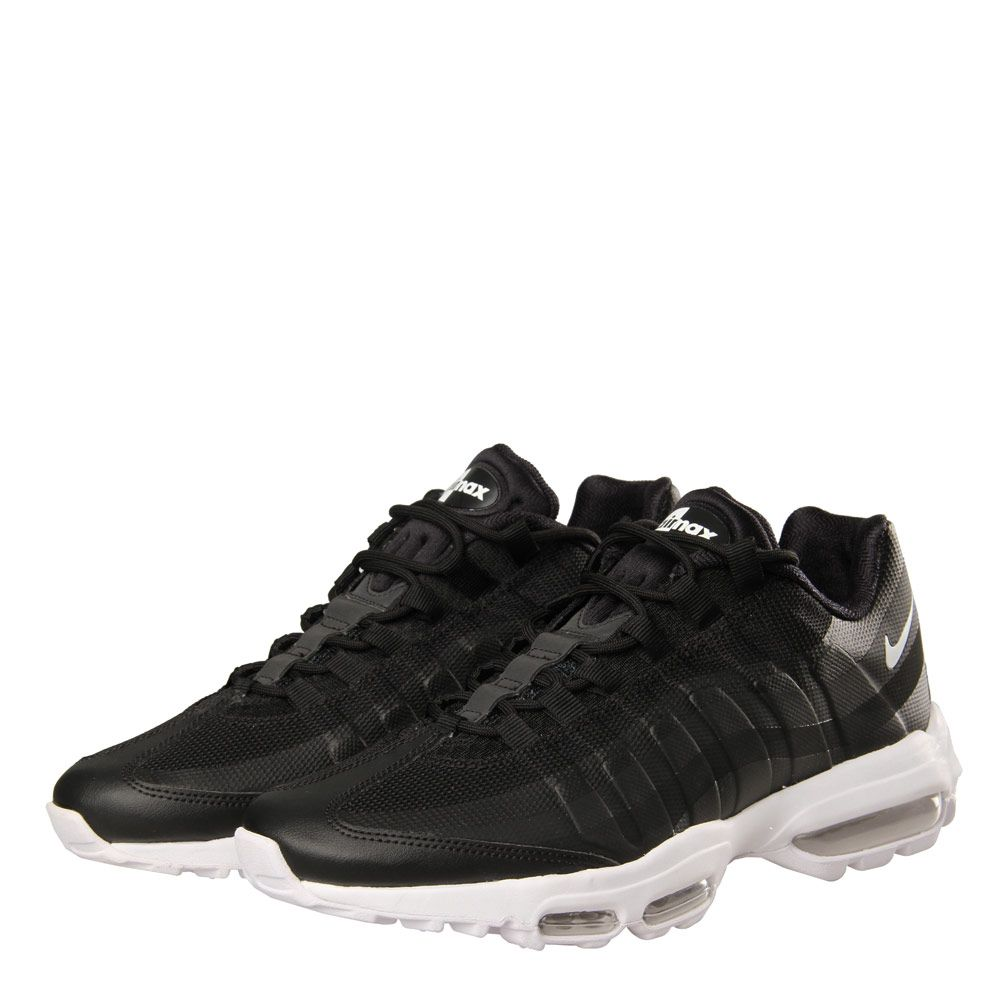 reputable site 65b26 84891 Nike Trainers | Air Max 95 Ultra Essential 857910-006 Black ...