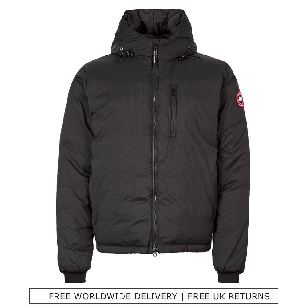 c9bf476d0 Lodge Hoody - Black