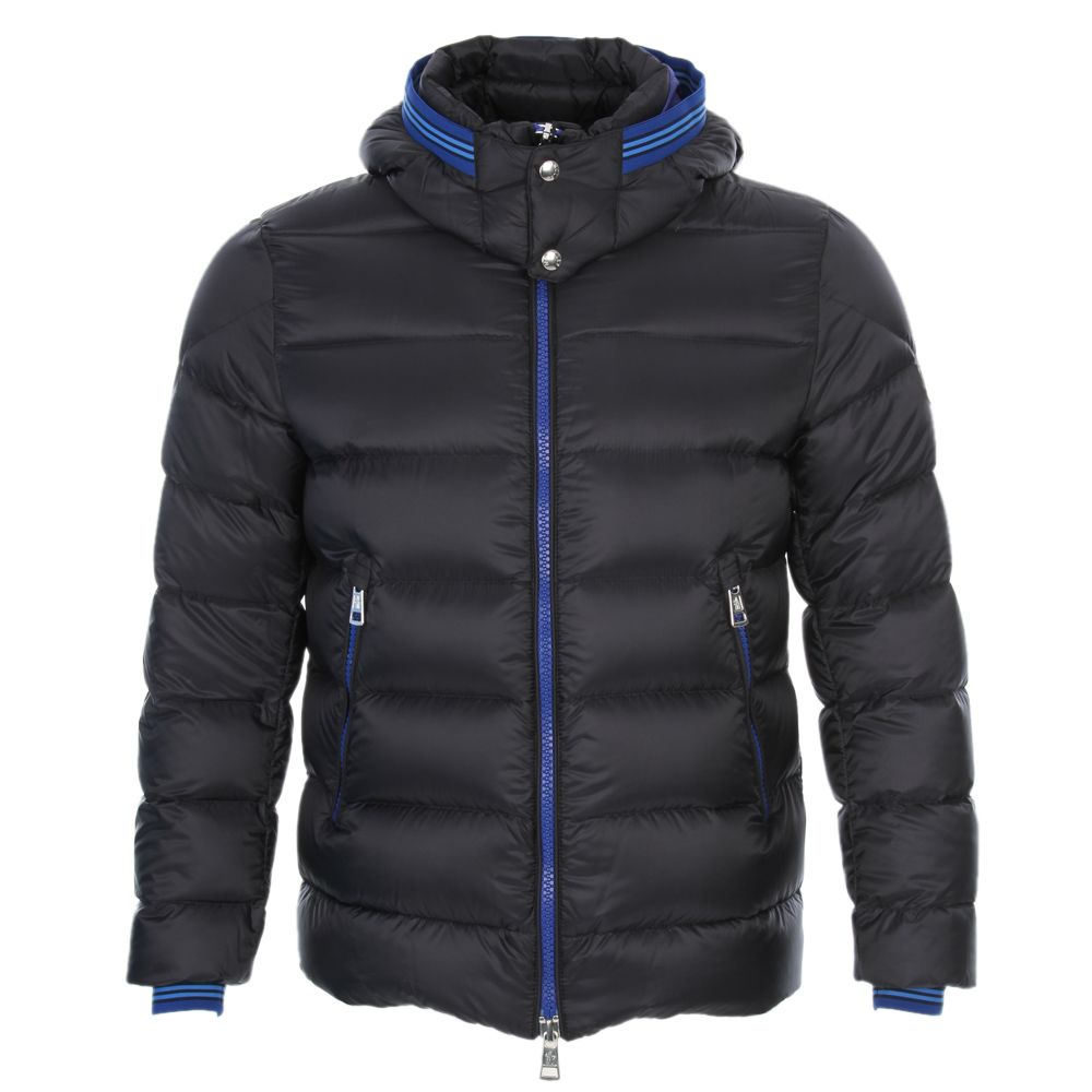 824d8f2a0 Moncler Jacket – Navy Thoule