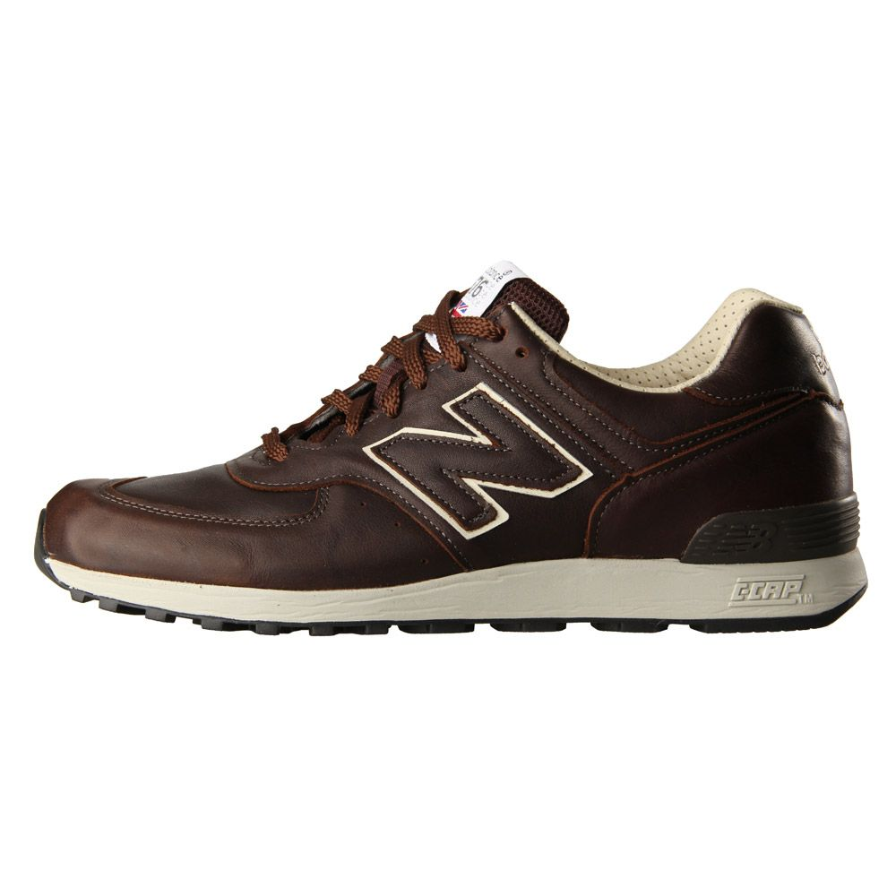 best value 7f359 3c190 Buy New Balance 576 Trainers in Brown | Aphrodite Online UK