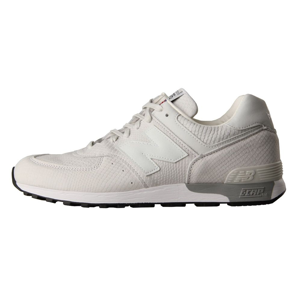 promo code ec2aa 8d53f New Balance 576 Trainers in Off White   Aphrodite1994