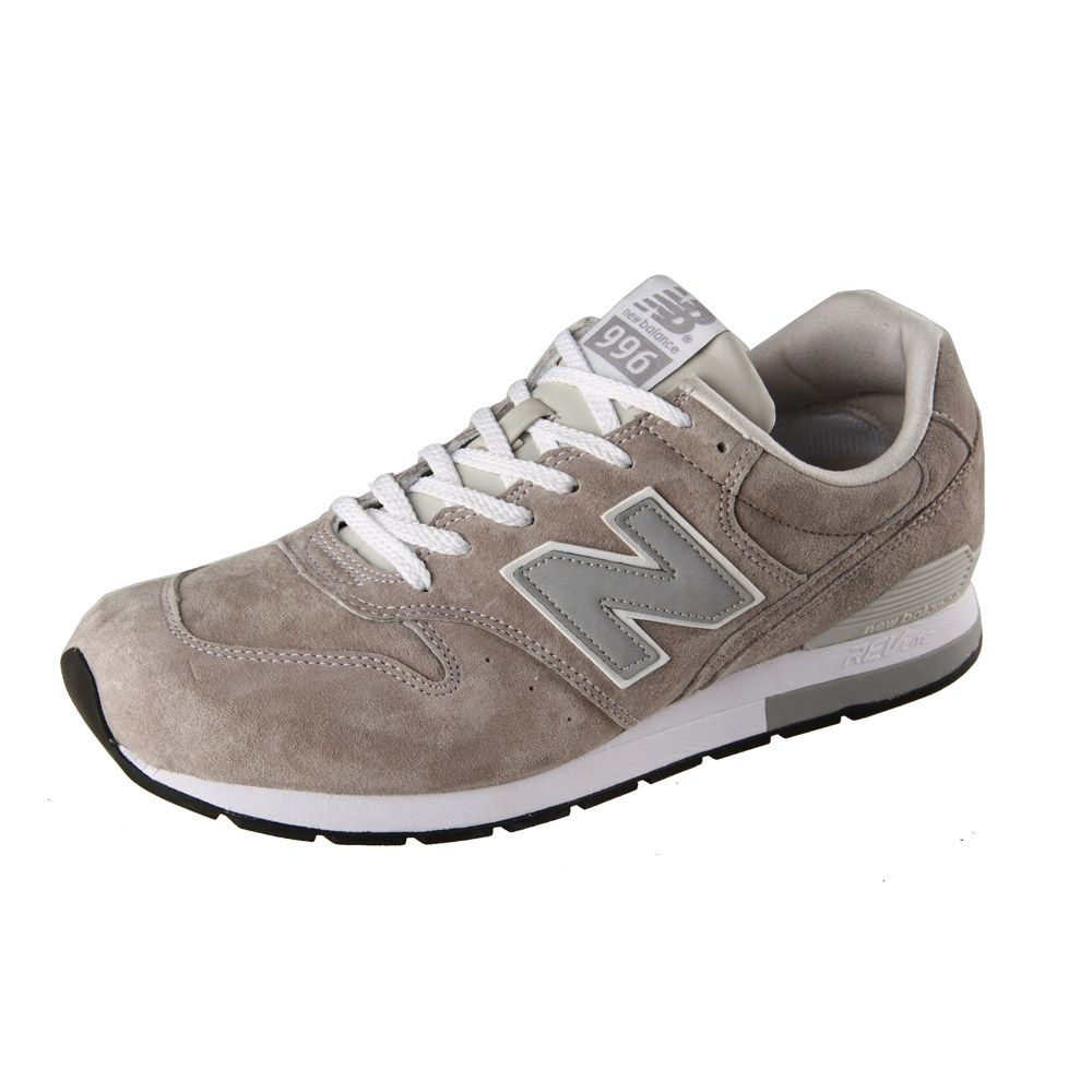 best service 95c5b 4ff55 New Balance 996 Trainers in Grey - At Aphrodite Clothing Online