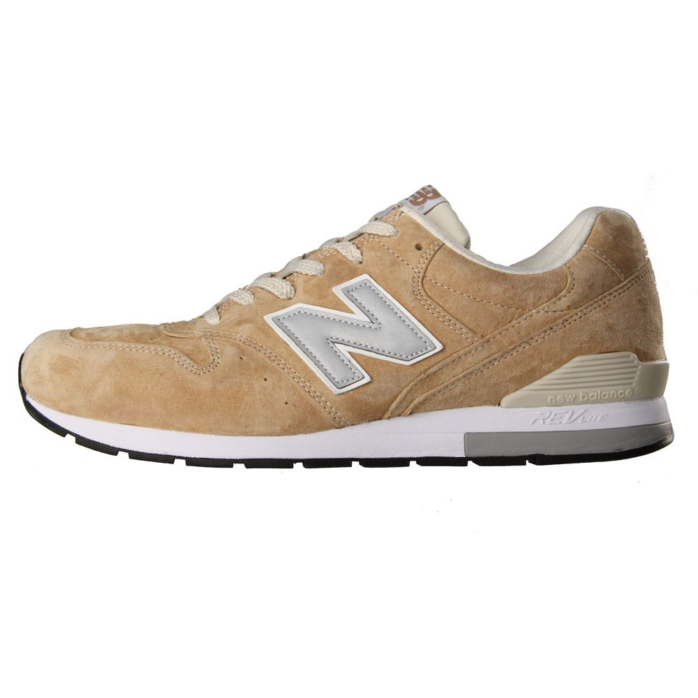 best website 6804d 0c666 New Balance 996 Trainers in Sand - At Aphrodite Clothing Online