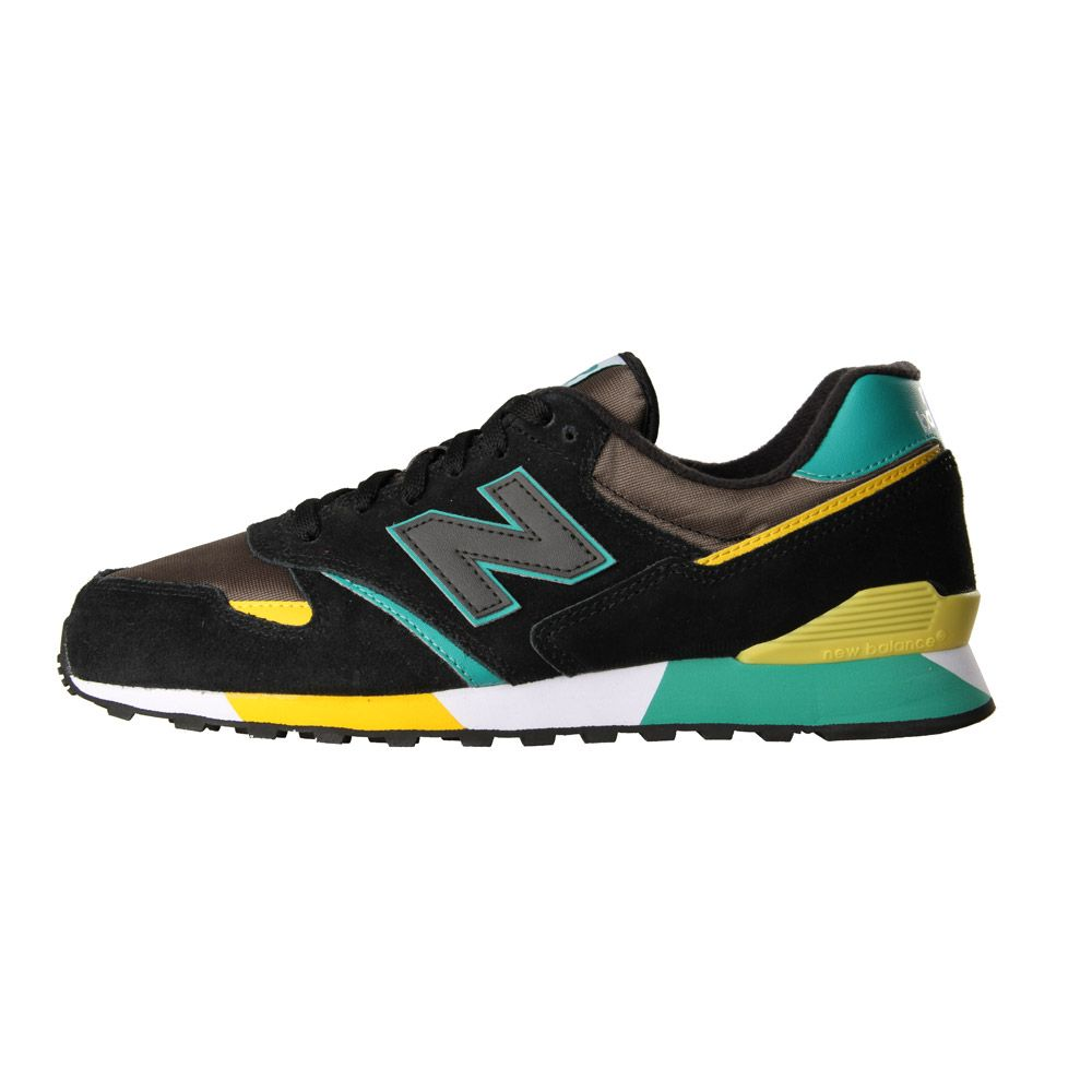 new products 0e702 f034a New Balance Black U446 Trainers at Aphrodite Clothing UK