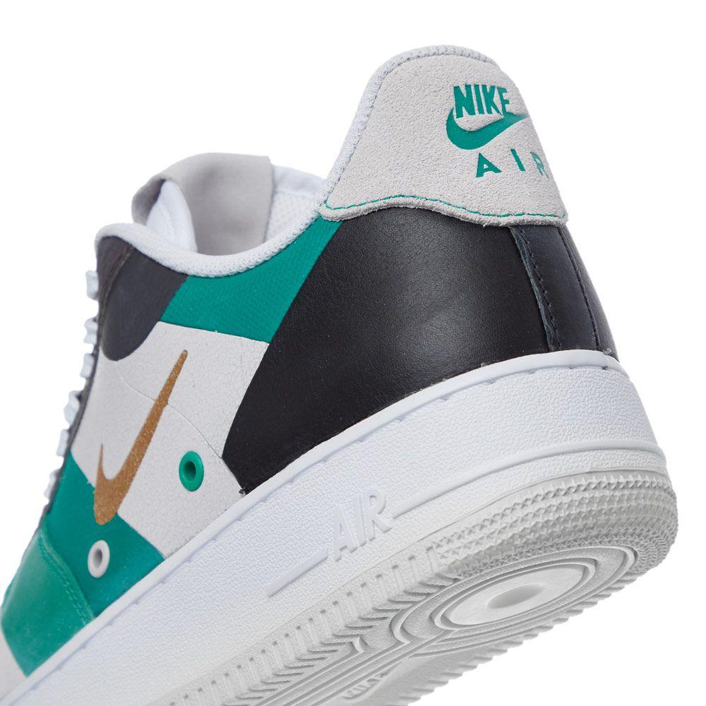 Nike Air Force 1 '07 PRM Premium Green CI0065 100 | 43einhalb Sneaker Store