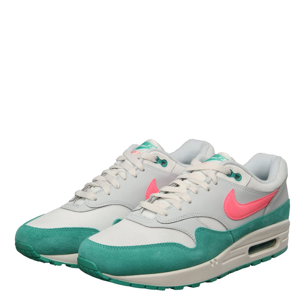 Nike Air Max 1 Trainers | AH8145 106 Kinetic Green Sunset