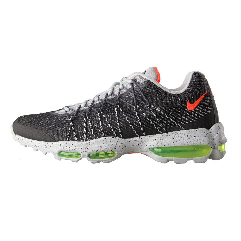 another chance adefc 1a1f7 Nike Air Max 95 Ultra JCRD Trainers | Night Silver ...