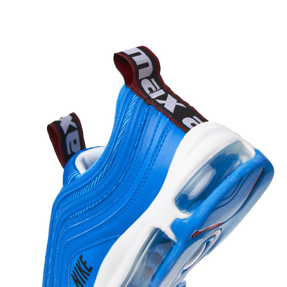 Nike Air Max 97 Premium in blau 312834 401   everysize