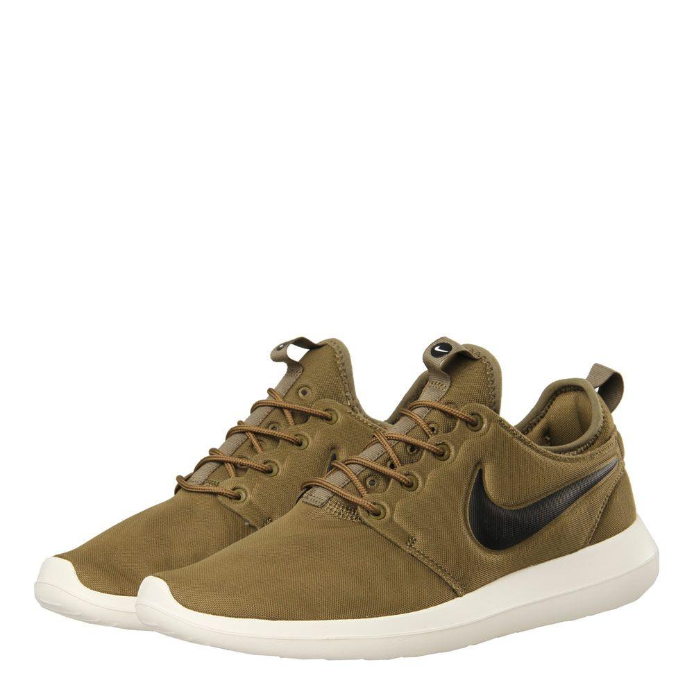 Nike Trainers | Roshe Run Two | 844656 200 | IguanaBlack
