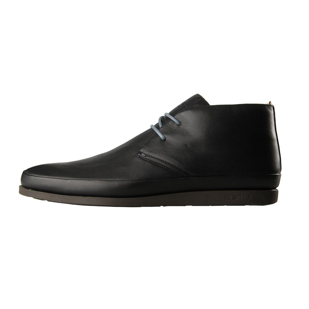 017553e8b41 Paul Smith Loomis Shoes in Black | Aphrodite1994 Online UK