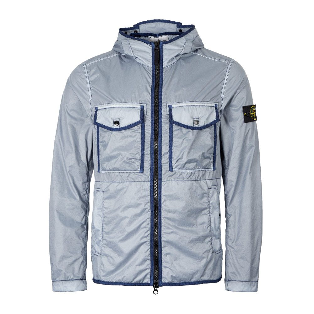 outlet store 63b05 276d2 Jacket Lamy Flock - Blue