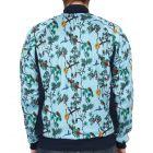 adidas Originals Island Superstar Track Jacket in Blush Blue