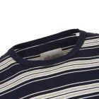 T-Shirt Vintage Stripe - Navy / Grey