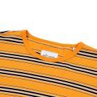 T-Shirt - Vintage Stripe Beeswax / Navy