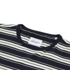 T-Shirt - Vintage Stripe Navy / Pistachio