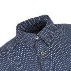 Short Sleeve Shirt Cippi - Marine