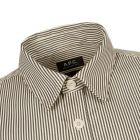 Overshirt David - Grey Stripe