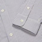 Shirt Franklin - Blue / Ecru Stripe