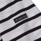 Armor Lux Striped Sailor Jersey - White Stripe