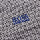 Hugo Boss Green Paule 4 Polo Shirt in Black.