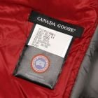 Gilet - Redwood Red Lodge Down Filled
