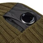 Knitted Hat - Dusty Olive