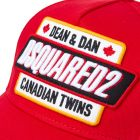 Cap Canadian Twins - Red