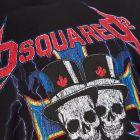 T-Shirt - Black Skull Brothers