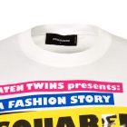 T-Shirt Pink N Punk - White