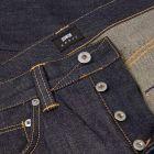 ED-55 63 Rainbow Selvage Denim Jeans - Unwashed