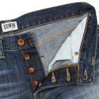 ED-80 Slim Tapered Jeans - Dark Blue