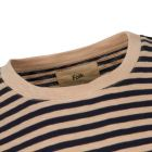 T-Shirt - Navy / Oatmeal