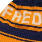 Fred Perry Bobble Hat in Navy