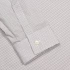 Shirt - Micro Print White
