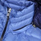 Moncler Royal Blue Thoule Jacket