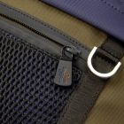 Theo Pouch - Blue/Olive