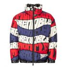 Moncler Grenoble Jacket | 41895 05 C0252 770 Red / White / Blue