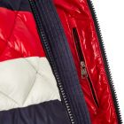 Jacket Janvry - Navy / Red / Cream