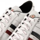 Moncler Monaco Trainers in White.