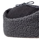 Wool Ear Flap Cap - Forge Grey
