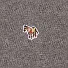 Long Sleeve Polo - Grey